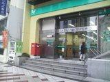 東京都民銀行渋谷支店前