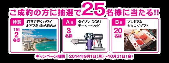 キャンペーン2014.9その3
