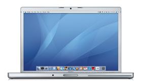 New MacBookPro