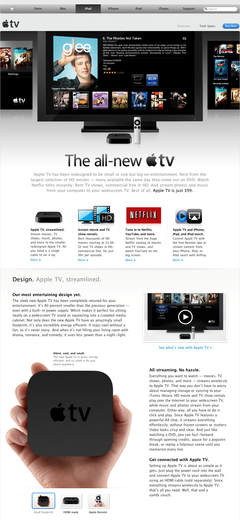 Apple - Apple TV (20101222)