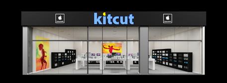 Apple Premium Reseller キットカット