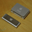 iPod shuffle 3rd Silver vs 2nd 02