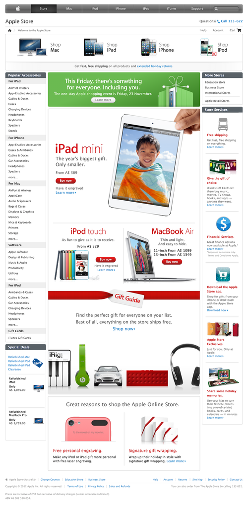 Apple Store (Australia) (20121119)