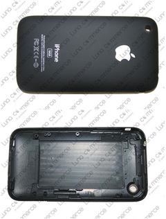 Luna Commerce - iphone 3gen backcover