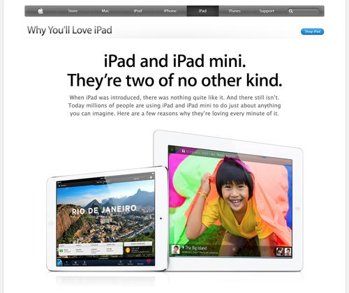 Why iPad