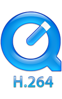 QuickTime - H.264