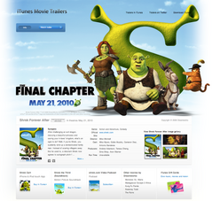 Apple - Movie Trailers - Shrek Forever After