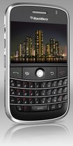 BlackBerry Bold front