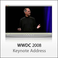 WWDC 2008 Keynote Address