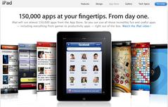 Apple - iPad - App Store
