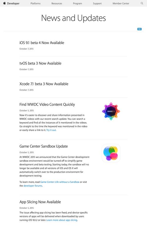 Apple Dev