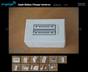 Apple Battery Charger hands-on