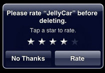 AppStore Rating