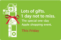 Black Friday Deals - Apple Store (U.S.)