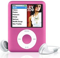 iPod nano (Pink)