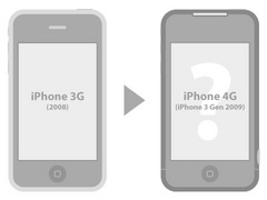 iPhone 3G vs 4G