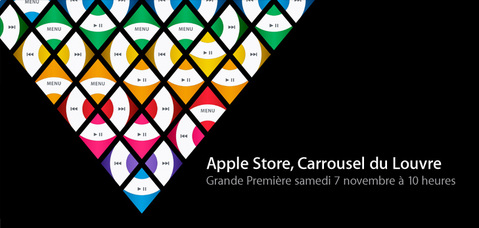 Apple Store - Carrousel du Louvre