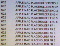 new Mac placeholder SKU in Future Shop