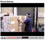 YouTube - iPhone Delivery
