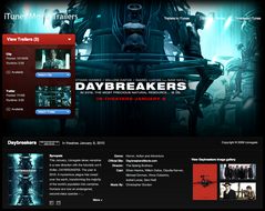 Apple - Movie Trailers - Daybreakers