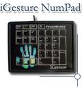 iGesture NumberPad