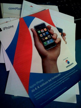 Swisscom iPhone
