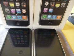 iPhone 3GS vs 3G  保護フィルム比較 1