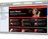 Nike Sport Music