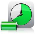 長時間駆動する画期的な バッテリー。