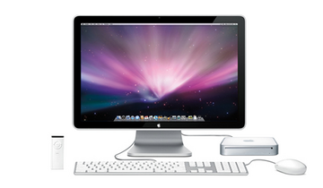 New Mac mini and Cinema Display Concept