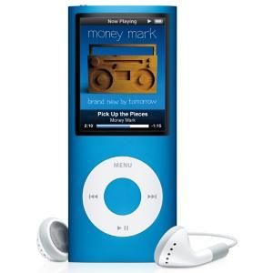 iPod nano 8GB ブルー [整備済製品] FB732J/A
