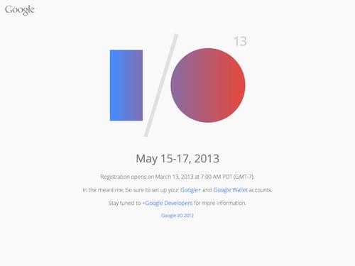 Google I-O (20130225)
