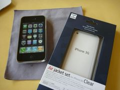 iPhone 3GS vs 3G  保護フィルム