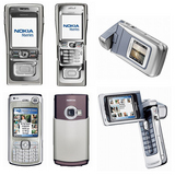 Nokia N91,90,70