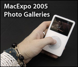 MacExpo 2005 Photo Galleries