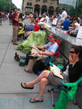 iPhone 3G Line, NY 5th Ave 003