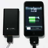 iPhone 3G & iPod 対応のUSB外付バッテリー My Battery SLIM Multi