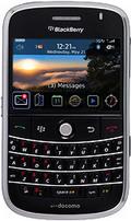 BlackBerry Bold Black Front