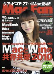 Mac Fan (�ޥå��ե���) 2009ǯ 12��� [����]