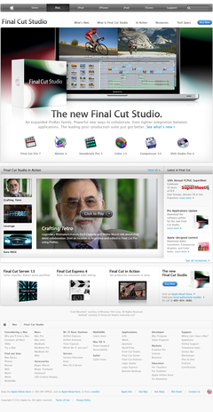 Apple - Final Cut Studio (20110406)