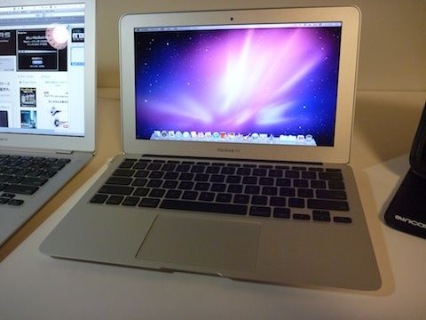 New MacBook Air 11-inch