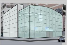Apple 4th Manhattan store