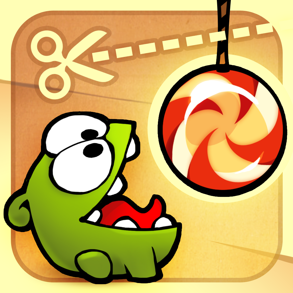 Cut the Rope (���åȡ������?��)