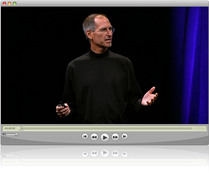 Apple - QuickTime - WWDC 2008 Keynote Address