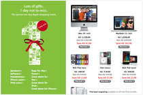 1-Day Savings - Apple Store (Australia)