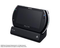 別売で専用クレードル「PSP-N340」