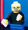 Jobs Keynote LEGO