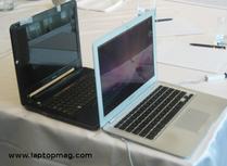 Dell Inspiron Mini 12 vs MacBook Air