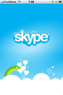 Skype for iPhone Top