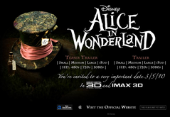 Apple - Trailers - Alice in Wonderland